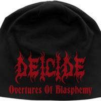 Deicide : Overtures of Blasphemy