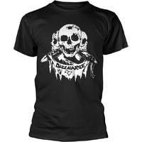 Discharge: 3 skulls