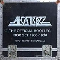 Alcatrazz: Official bootleg boxset 1983-1986