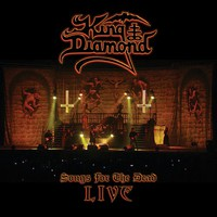 King Diamond: Songs for the dead live