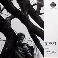 Kinski, Klaus: Kinski Spricht Villon