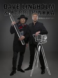 Lindholm, Dave: Kynä & kamera