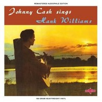 Cash, Johnny: Sings Hank Williams and other favorite tunes