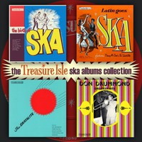 V/A: The treasure isle ska albums collection