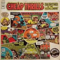Joplin, Janis / Big Brother & The Holding Company : Cheap Thrills