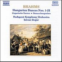 Brahms, Johannes: Hungarian dances
