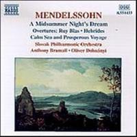 Mendelssohn, Felix: Midsummer nights dream