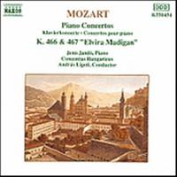 Mozart, Wolfgang Amadeus: Pianoconcertos 20 & 21