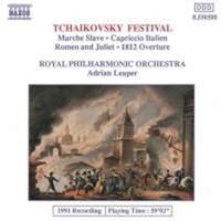 Tchaikovsky, Pyotr: Tchaikovsky festival
