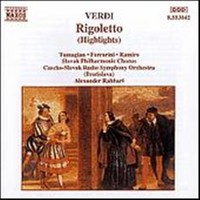Verdi, Giuseppe: Rigoletto - highlights