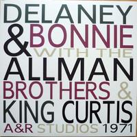 Delaney & Bonnie / King Curtis / Allman, Gregg / Allman, Duane : A&R Studios 1971