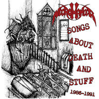 Necromancer: Songs About Death and Stuff 1986 - 1991