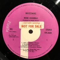 Coverdale, David / Whitesnake : Whitesnake