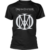 Dream Theater: Distance over time (logo)