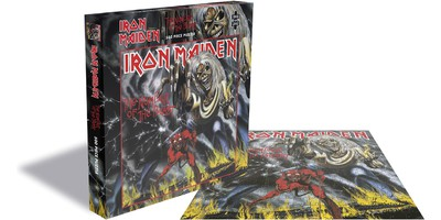 Iron Maiden: Number of the Beast