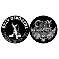 Osbourne, Ozzy: Blizzard Of Ozz / Crest -slipmat
