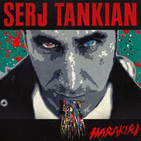 Tankian, Serj: Harakiri -yellow marbled coloured vinyl-