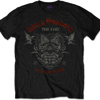 Black Sabbath: The End Reading Skull