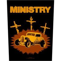 Ministry: Jesus Built My Hotrod