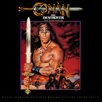 Soundtrack: Conan The Destroyer