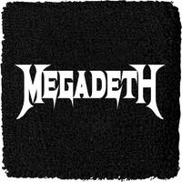Megadeth: Logo wristband (limited edition)