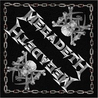 Megadeth: Vic & bones bandana (limited edition)