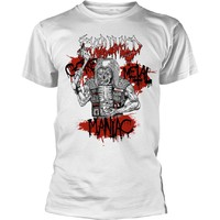 Exhumed: Gore metal maniac (white)