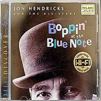 Hendricks, Jon: Boppin' At The Blue Note
