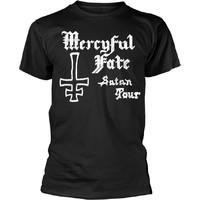 Mercyful Fate: Satan tour 1982