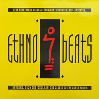 Haza, Ofra: Ethno Beats (Rhythms... From The Jungle And The Desert To The Dance Floor...)