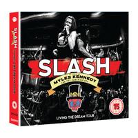 Slash: Living The Dream Tour