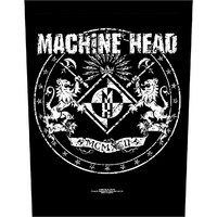 Machine Head: Crest (backpatch)