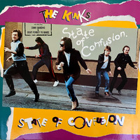 Kinks: State Of Confusion