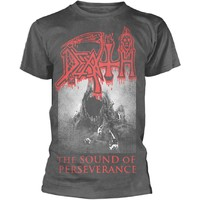 Death: The sound of perseverance (black)