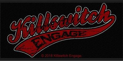 Killswitch Engage: Baseball logo (patch - packaged)