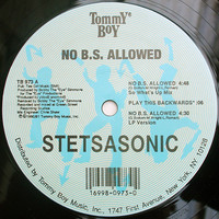 Stetsasonic: No B.S. Allowed / Uda Man