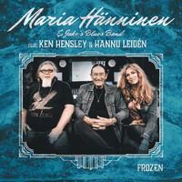 Maria Hänninen & Jake's Blues Band: Frozen