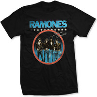 Ramones: Circle Photo