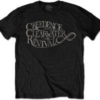 Creedence Clearwater Revival: Vintage Logo