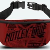 Mötley Crüe: Girls live (bum bag)