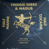 Madlib: Half Manne Half Cocaine