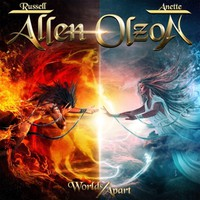 Olzon, Anette: Worlds apart