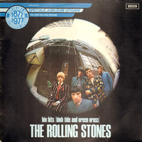 Rolling Stones: Big Hits (High Tide And Green Grass)