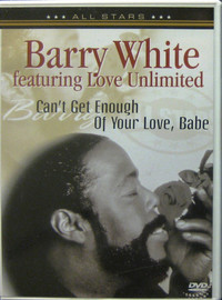 White, Barry: Can't Get Enough Of Your Love Babe - In Concert