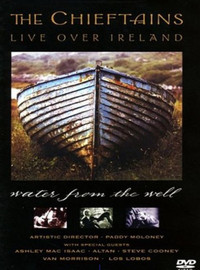 Chieftains: Live over ireland