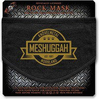 Meshuggah: Crest - kasvomaski