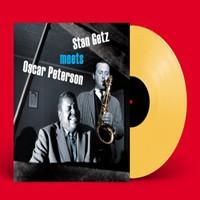 Getz, Stan: Stan Getz Meets Oscar Peterson