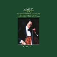 Ma, Yo-Yo: Bach: Unaccompanied Cello Suites (Complete)