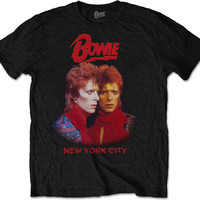 Bowie, David: New York City