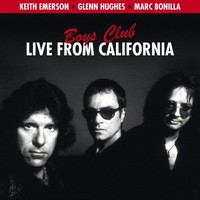 Emerson, Keith: Boys club - live from California